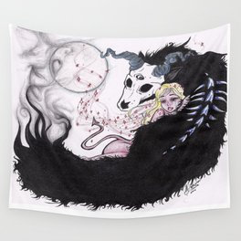 Hades & Persephone Wall Tapestry