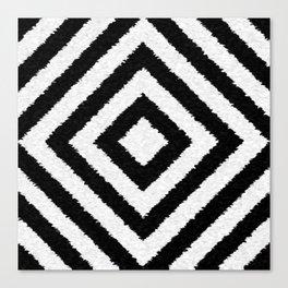 Q-efect Canvas Print