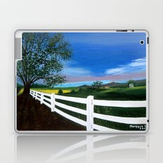 Early sunset Laptop & iPad Skin