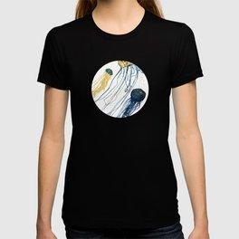 Metallic Jellyfish II T-shirt