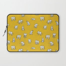 indian baby elephants Laptop Sleeve