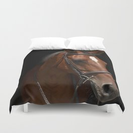 Downtown Abby Duvet Cover