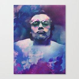 KISSY Canvas Print