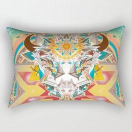 Dakota Buffalo Spirit Rectangular Pillow