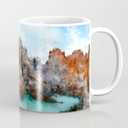 Stunning Watefall View Coffee Mug