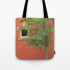 Small Town Color Tote Bag