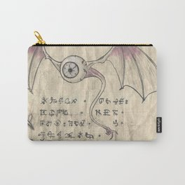 Book of Nightmares, The Observer Carry-All Pouch