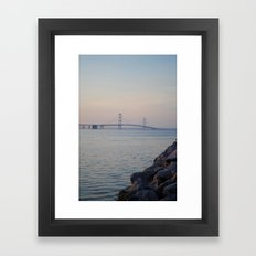 Mackinac Island Framed Art Print
