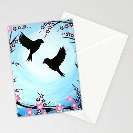Cherry Blossom Dream Stationery Cards