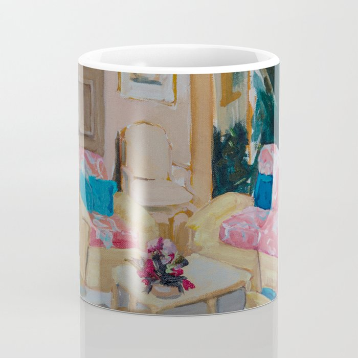 Golden Girls living room Coffee Mug