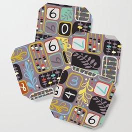 Abacus Coaster
