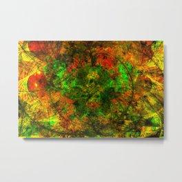 Spicy Gumbo Metal Print