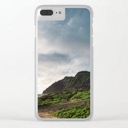 Makapu'u Point Lighthouse Clear iPhone Case