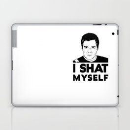 I Shat Myself Laptop & iPad Skin