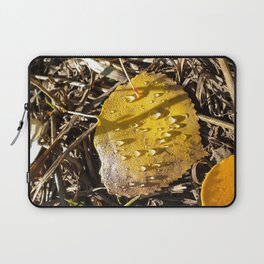 Crisp Autumn Morning Laptop Sleeve