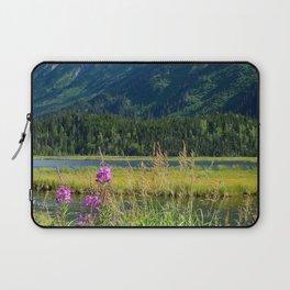 July at Tern Lake - II Laptop Sleeve