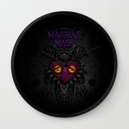 Majora's Mask Wall Clock