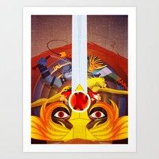 HO Art Print
