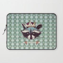 King Racoon · Ver.2 Laptop Sleeve