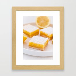 bars Framed Art Print