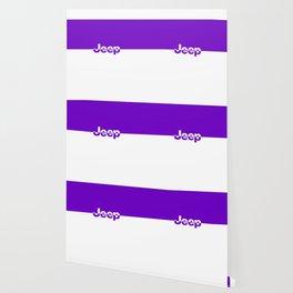 Jeep 'LOGO' Purple Wallpaper