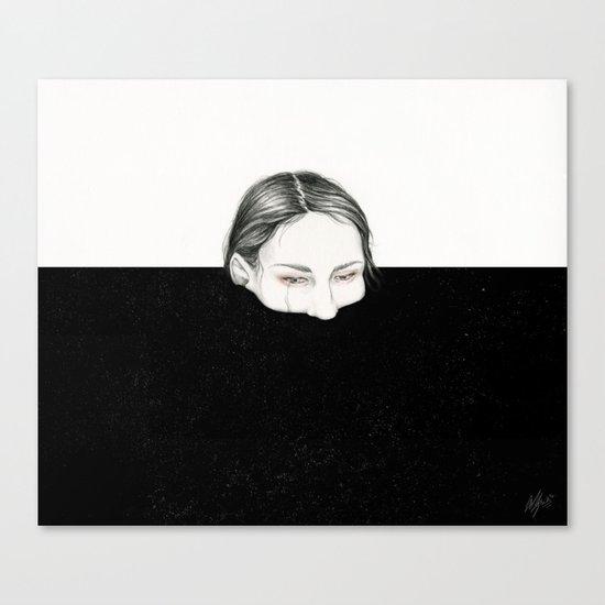 Resurfacing Canvas Print
