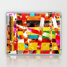 Jiseo (stripes 12) Laptop & iPad Skin
