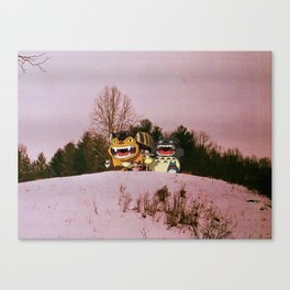 My Neighbor Totor o (Burnsville NC)  Canvas Print