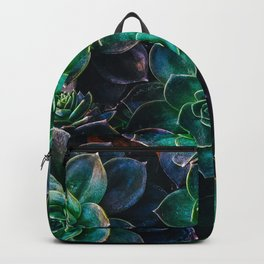 Succulent fantasy Backpack