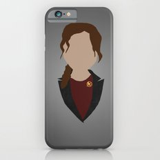 The Girl on Fire iPhone 6s Slim Case