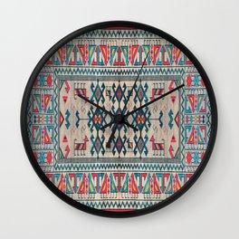 geometrci abstract Wall Clock