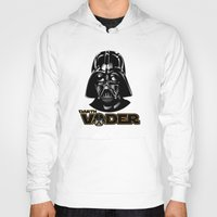 darth vader Hoodies featuring Darth Vader by store2u