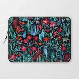 Though I Walk at Night Laptop Sleeve