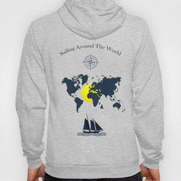 Sailing Around The World II Hoody