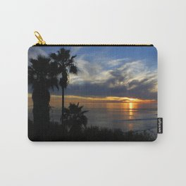 Palm Silhouette Carry-All Pouch