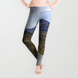 Angel In The Sky Leggings