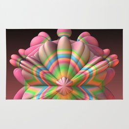 King Candy Rug