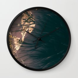 Meditations - Dust Wall Clock