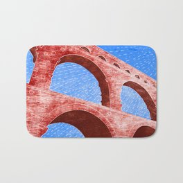 Aqueduct Bath Mat