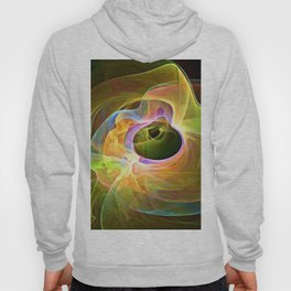 Ethereal Abstract Hoody