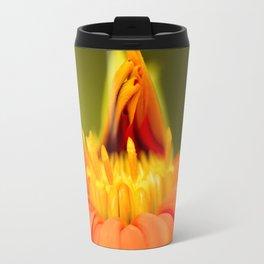 Mexican Sunflower Unfolding Travel Mug