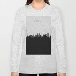 City Skylines: Istanbul Long Sleeve T-shirt