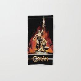 Conan Hand & Bath Towel