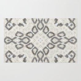 Floral pattern #008 Rug