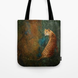 The Watcher Tote Bag
