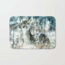 Roe deer Bath Mat