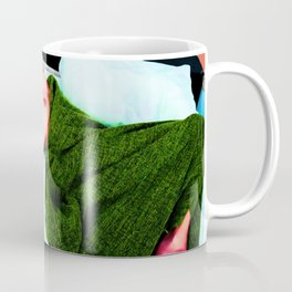 Get Back to Bed. Nude Sexy Naked Beautiful Coffee Mug