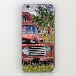 Abandoned Trucks iPhone Skin