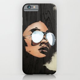 Venus Afro iPhone Case
