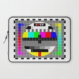 I love TV Laptop Sleeve